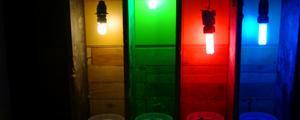 Wpływ barwy światła