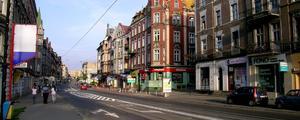 Ulica Wolności w Zabrzu - By StAn, CC BY-SA