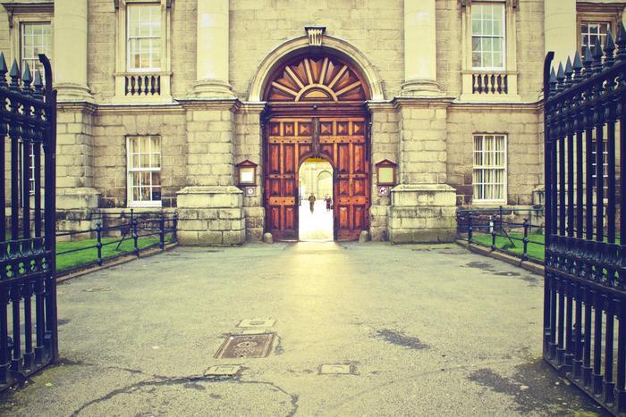 Drzwi otwarte