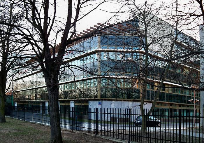 Centrum Biblioteczno-Informacyjne - By Panek, CC BY-SA