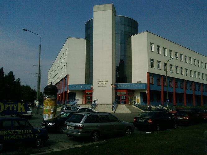 Collegium Universum UM w Lublinie - By Camileck, CC BY-SA