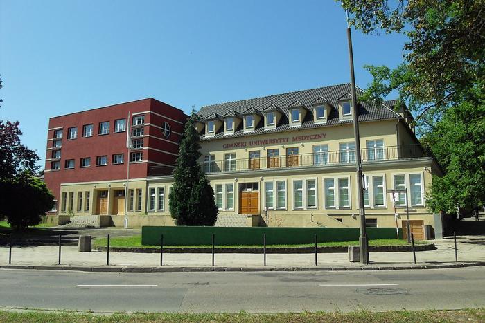 Gdański Uniwersytet Medyczny - By Artur Andrzej, CC BY-SA