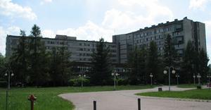 Centralny Szpital Kliniczny w Katowicach - By Abraham Sobkowski OFM, CC BY-SA