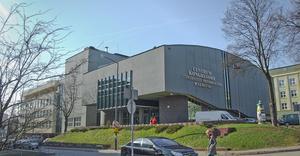 Centrum Kongresowe Uniwersytetu Przyrodniczego w Lublinie - By Szater, CC BY-SA