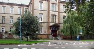 Katedra i Klinika Położnictwa i Ginekologii przy ul. Starynkiewicza