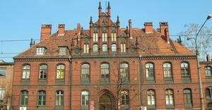 Klinika Chirurgii przy ul. Marii Curie-Skłodowskiej - By Robert Niedźwiedzki, CC BY-SA