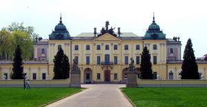Pałac Branickich – siedziba UMB - By Sebastian Maćkiewicz, CC BY-SA